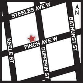 1000 Finch Ave W