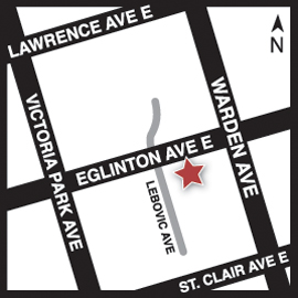 1911 Eglinton Ave E