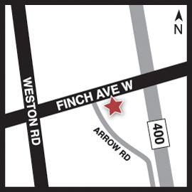 2201 Finch Ave W